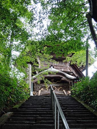 会津の建築:さざえ堂_c0195909_10582071.jpg