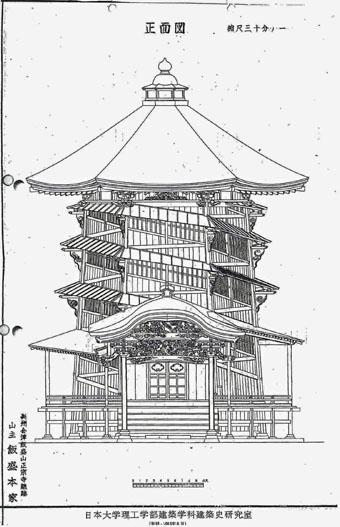 会津の建築:さざえ堂_c0195909_10584716.jpg