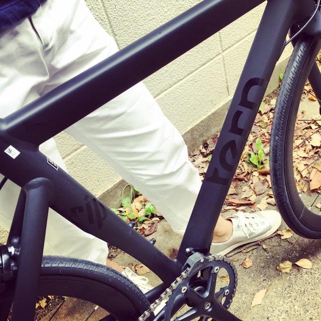 2017 tern ターン 「RIP リップ」 クロスバイク 650c おしゃれ自転車 自転車女子 自転車ガール_b0212032_20421117.jpg