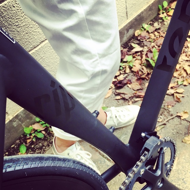 2017 tern ターン 「RIP リップ」 クロスバイク 650c おしゃれ自転車 自転車女子 自転車ガール_b0212032_20423447.jpg