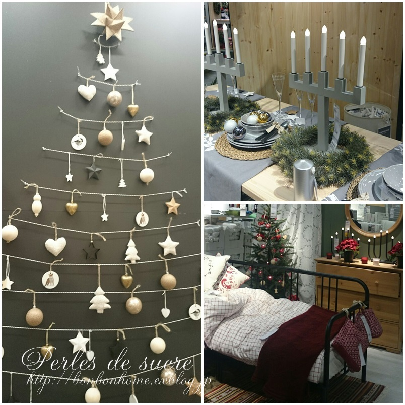 IKEAはすでにクリスマスでした!& 庭_f0199750_00225744.jpg
