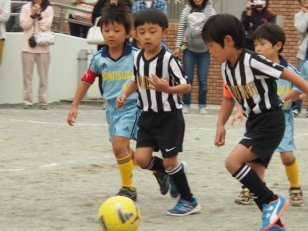 サッカー大会 決勝戦_b0233868_1749188.jpg