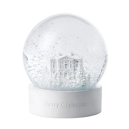 ウェッジウッド素敵なクリスマススノーグローブ&オーナメント!_f0029571_2118096.jpg