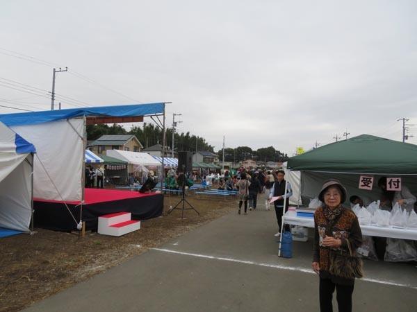 22日の川辺堀之内祭りと旧古河庭園・平塚亭と北とぴあと、日本のサーモン_e0133780_23340578.jpg