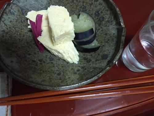 大島紬&山積みのお土産_a0125981_19175047.jpg