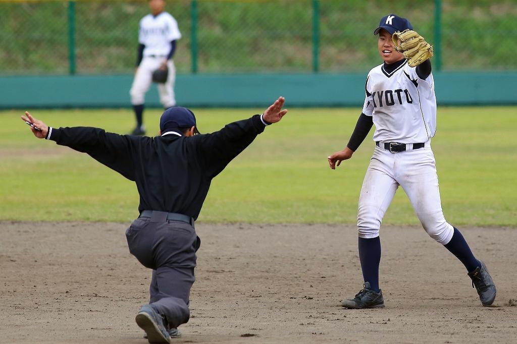 練習試合 京都選抜vs滋賀選抜3_a0170082_16351779.jpg