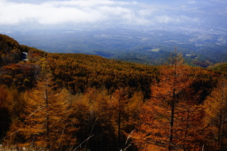 車坂峠からの景色_e0120896_07074242.jpg