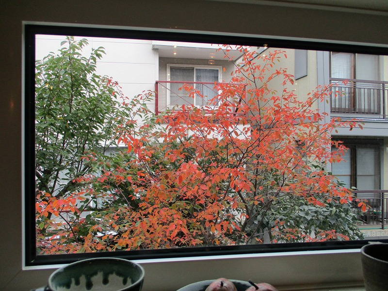 10月25日・・・秋のお菓子_f0202703_1293294.jpg