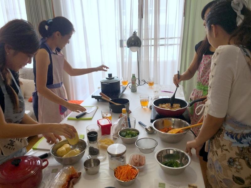 韓国料理レッスン in bangkok_f0141419_11494163.jpg