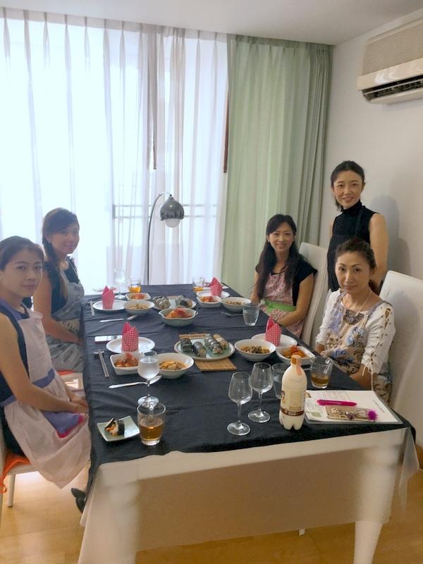 韓国料理レッスン in bangkok_f0141419_11503903.jpg