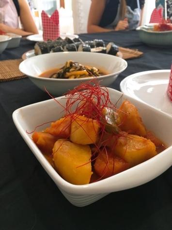 韓国料理レッスン in bangkok_f0141419_11515221.jpg