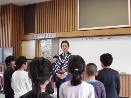 平成28年度 第3回チャレンジ交流事業in宮島_f0229523_1621574.jpg