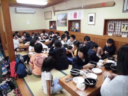 平成28年度 第3回チャレンジ交流事業in宮島_f0229523_16245149.jpg