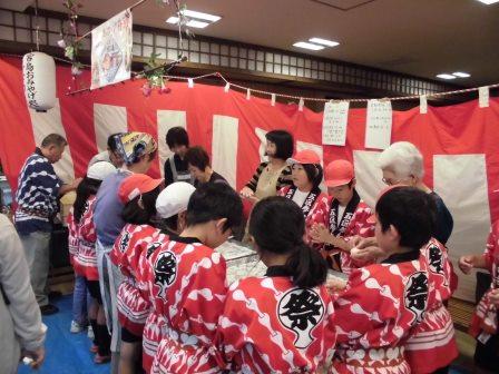 平成28年度 第3回チャレンジ交流事業in宮島_f0229523_16253240.jpg