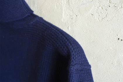 Italian navy turtle neck knit  dolce vita_f0226051_1556851.jpg