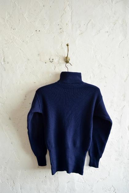 Italian navy turtle neck knit  dolce vita_f0226051_1559434.jpg