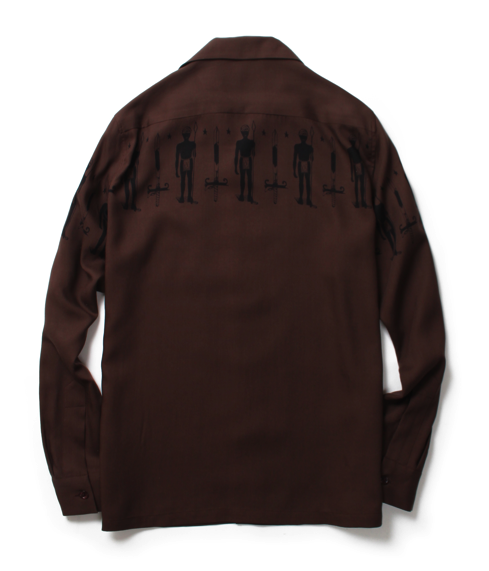 WACKO MARIA - 16AW Item Selection & 17SS Exhibition News_f0020773_1944899.png