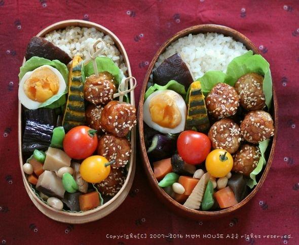 肉だんご弁 ✿ 野菜そば♪_c0139375_1220156.jpg