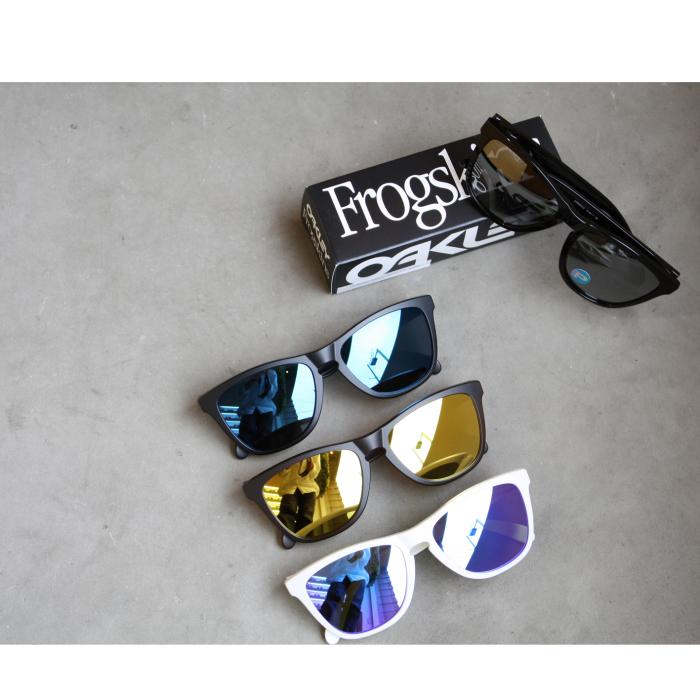 OAKLEY Frogskins_f0208675_14161508.jpg