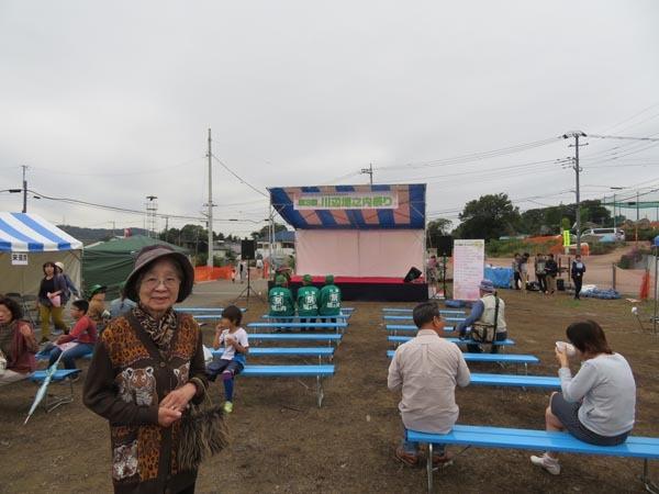 22日の川辺堀之内祭りと旧古河庭園・平塚亭と北とぴあと、日本のサーモン_e0133780_00015526.jpg