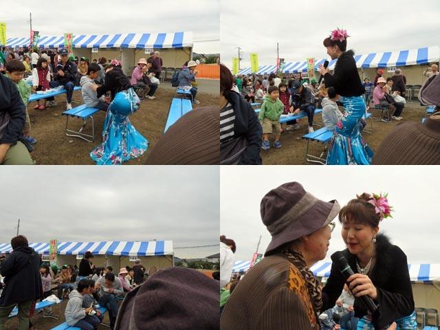 22日の川辺堀之内祭りと旧古河庭園・平塚亭と北とぴあと、日本のサーモン_e0133780_00085286.jpg