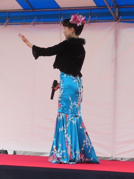 22日の川辺堀之内祭りと旧古河庭園・平塚亭と北とぴあと、日本のサーモン_e0133780_00240687.jpg