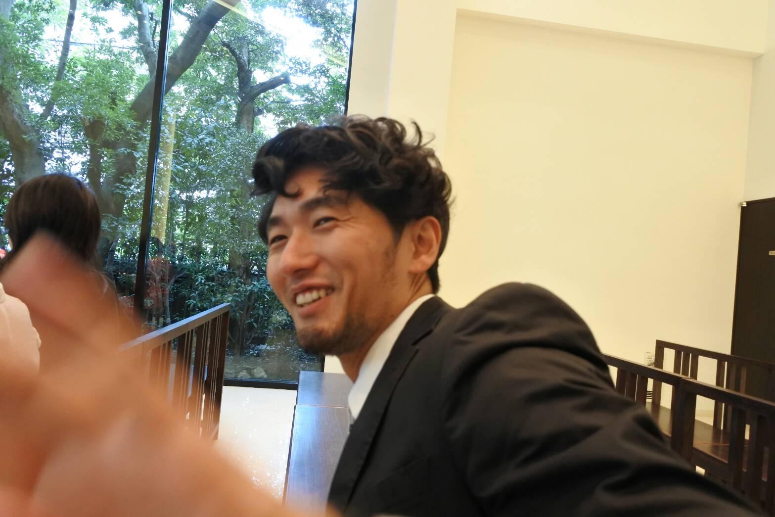 「山本はん結婚おめでとう」_a0075684_0425537.jpg