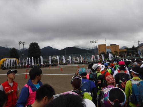 「第24回山岳耐久レース長谷川恒夫CUP」参加しました!_d0198793_1044850.jpg