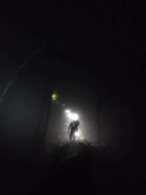 「第24回山岳耐久レース長谷川恒夫CUP」参加しました!_d0198793_1046874.jpg