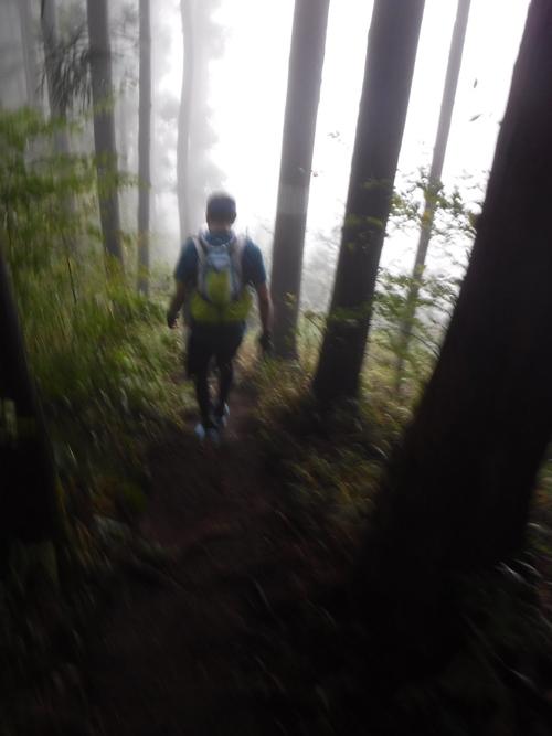 「第24回山岳耐久レース長谷川恒夫CUP」参加しました!_d0198793_10471476.jpg