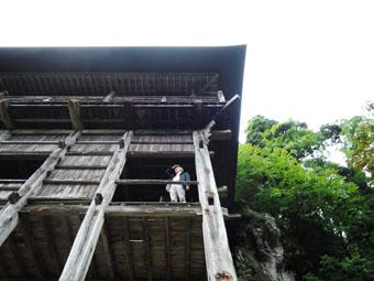 会津の建築:左下り観音堂_c0195909_1331365.jpg
