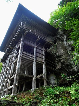 会津の建築:左下り観音堂_c0195909_1331875.jpg