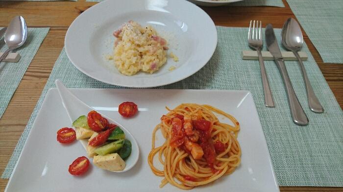 イタリア料理教室!_c0140516_21452074.jpg