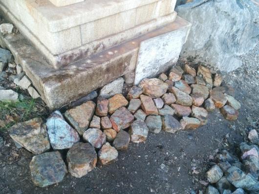 自然石の選別_f0183722_16274654.jpg