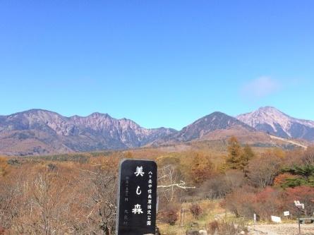 八ヶ岳の旅_f0101226_20304707.jpg