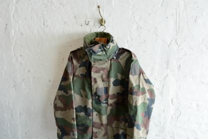 French army gore-tex jacket 後期タイプ_f0226051_14135852.jpg