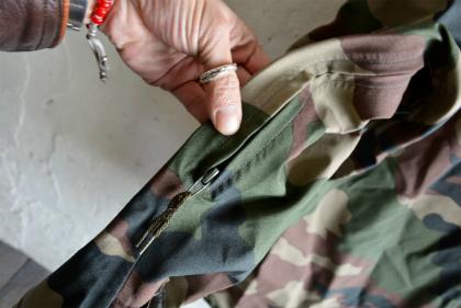 French army gore-tex jacket 後期タイプ_f0226051_14192689.jpg