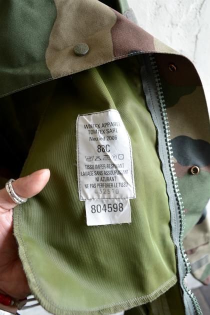 French army gore-tex jacket 後期タイプ_f0226051_14251071.jpg