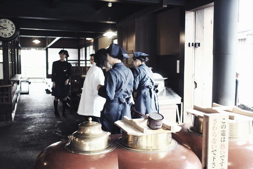 【旅日記】伊勢の「赤福本店」で、赤福餅の本質に出会う _b0008655_17205885.jpg