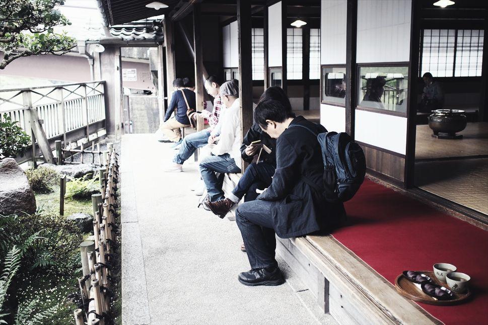 【旅日記】伊勢の「赤福本店」で、赤福餅の本質に出会う _b0008655_17215988.jpg