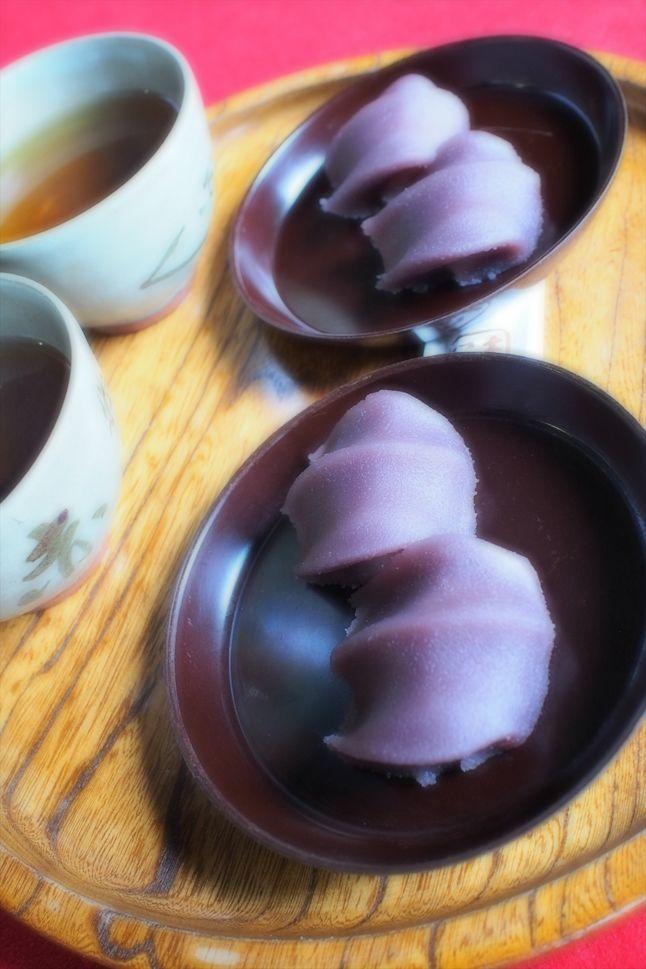 【旅日記】伊勢の「赤福本店」で、赤福餅の本質に出会う _b0008655_17232250.jpg