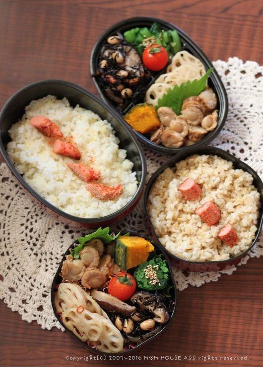 常備菜つめつめ弁当 ✿ 肉より高い野菜(●Ω●;)♪_c0139375_12102999.jpg