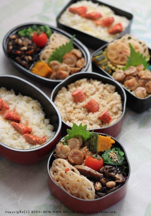 常備菜つめつめ弁当 ✿ 肉より高い野菜(●Ω●;)♪_c0139375_1265925.jpg