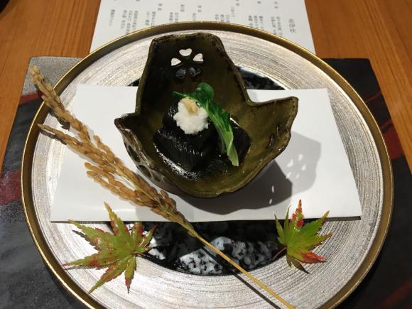 ホテル・ザ・リッツカールトン大阪・日本料理「花筺」_d0339676_18220320.jpg