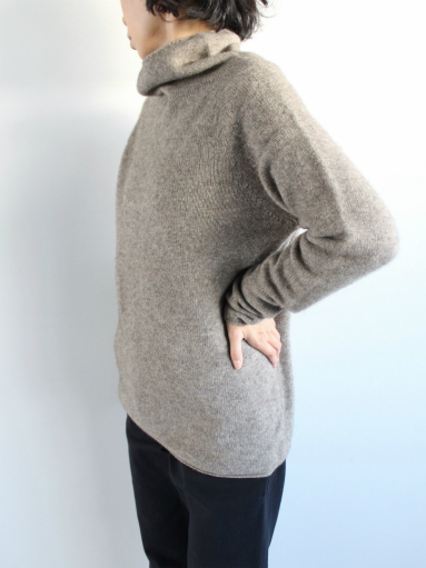 FACTORY ヤクのオフタートルセーター (products for us)_b0139281_17223618.jpg