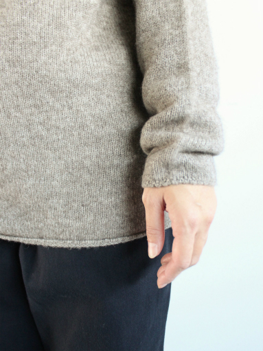 FACTORY ヤクのオフタートルセーター (products for us)_b0139281_17232690.jpg
