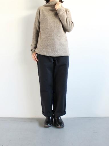 FACTORY ヤクのオフタートルセーター (products for us)_b0139281_17235877.jpg
