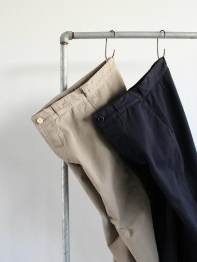 THE HINOKI Organic Cotton Denim Pants_b0139281_17271421.jpg