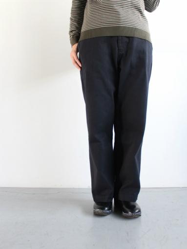 THE HINOKI Organic Cotton Denim Pants_b0139281_172736100.jpg