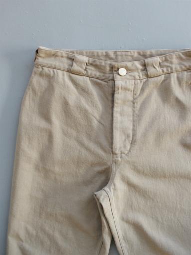 THE HINOKI Organic Cotton Denim Pants_b0139281_17275746.jpg